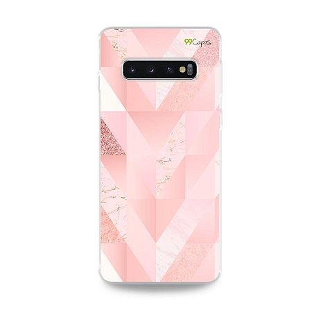 Capa para Galaxy S10 Plus - Abstract