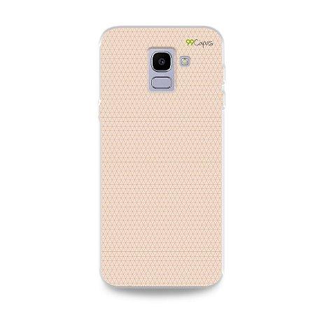 Capa para Galaxy J6 - Simple