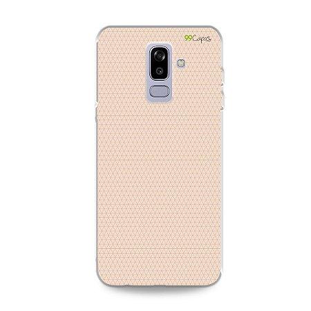 Capa para Galaxy J8 - Simple