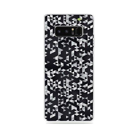 Capa para Galaxy Note 8 - Geométrica