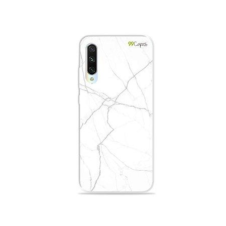 Capa para Xiaomi Mi A3 - Marble White