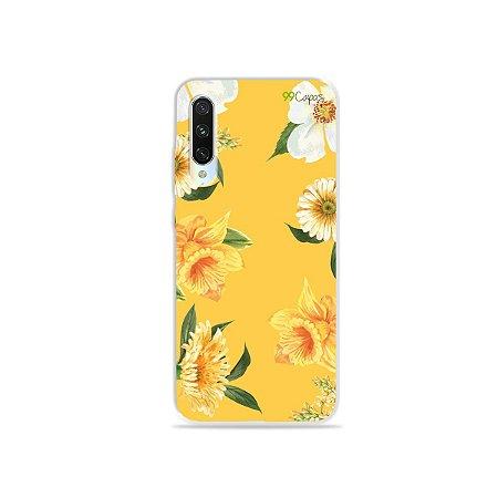 Capa para Xiaomi Mi A3 - Margaridas
