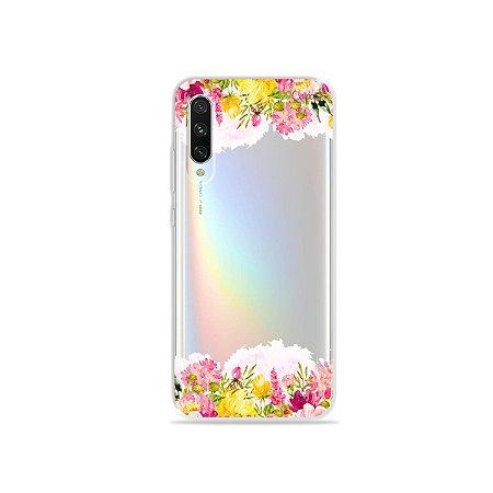 Capa para Xiaomi Mi A3 - Botânica