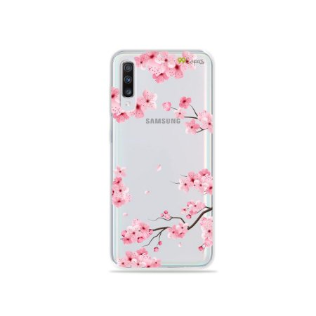 Capa para Galaxy A70 - Cerejeiras