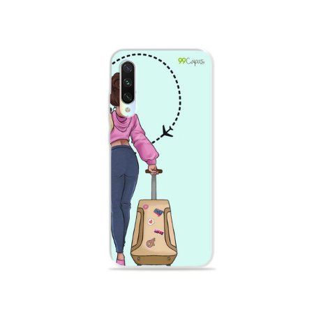 Capa para Xiaomi Mi A3 - Best Friends 2