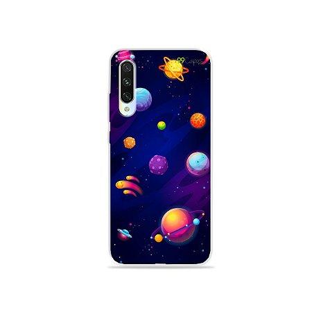 Capa para Xiaomi Mi A3 - Galáxia