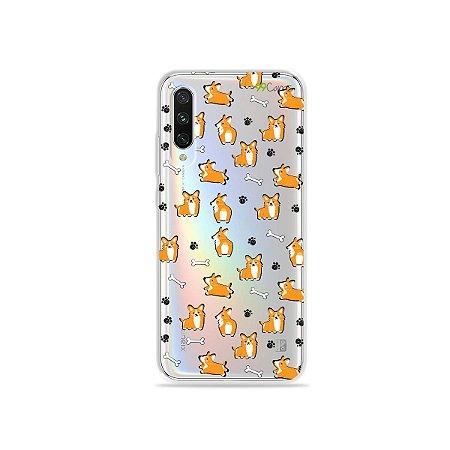 Capa para Xiaomi Mi A3 - Cãozinho