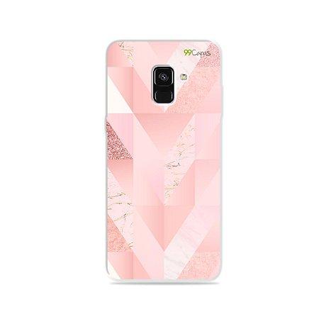 Capa para Galaxy A8 Plus 2018 - Abstract
