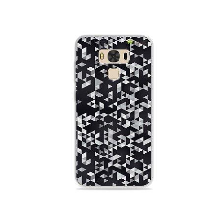 Capa para Asus Zenfone 3 Max - 5.5 Polegadas - Geométrica