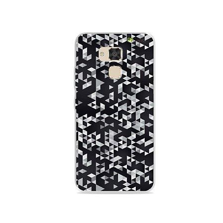 Capa para Asus Zenfone 3 Max - 5.2 Polegadas - Geométrica