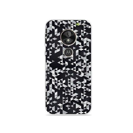 Capa para Moto E5 Play - Geométrica