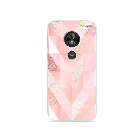 Capa para Moto E5 Play - Abstract