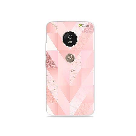 Capa para Moto G5 - Abstract