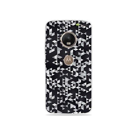 Capa para Moto G5 Plus - Geométrica