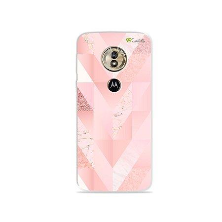 Capa para Moto G6 Play - Abstract