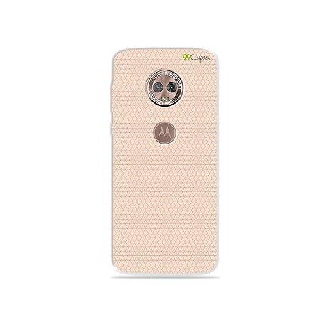 Capa para Moto G6 Plus - Simple