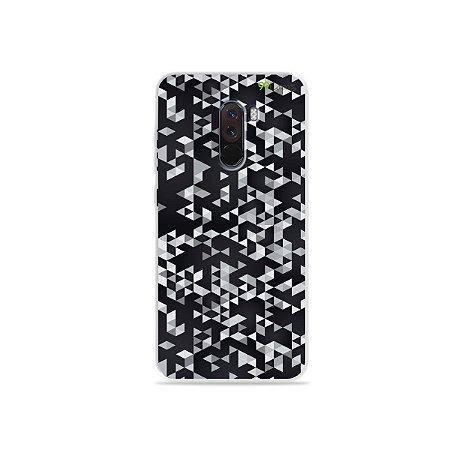 Capa para Xiaomi Pocophone F1 - Geométrica