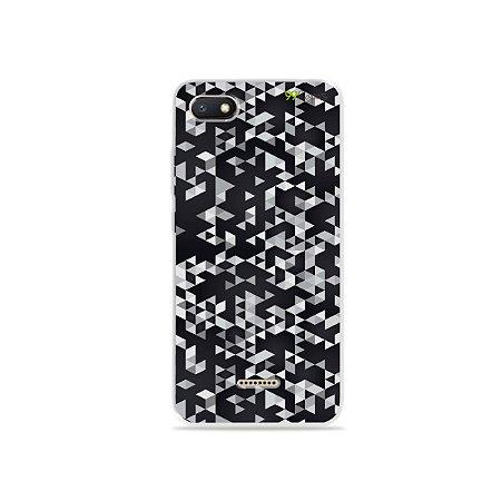 Capa para Xiaomi Redmi 6A - Geométrica