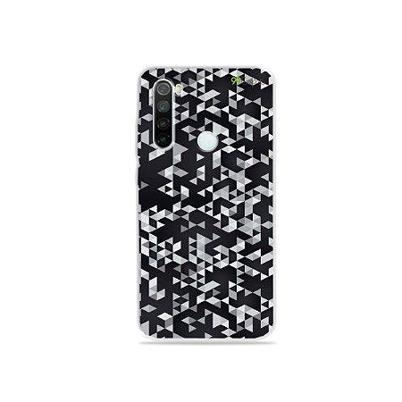 Capa para Xiaomi Redmi Note 8 - Geométrica