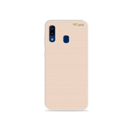 Capa para Galaxy A20 - Simple