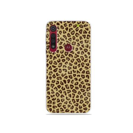 Capa para Moto G8 / G8 Plus - Animal Print
