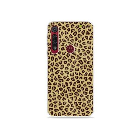 Capa para Moto G8 Plus - Animal Print