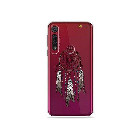 Capa para Moto G8 Plus - Filtro dos Sonhos