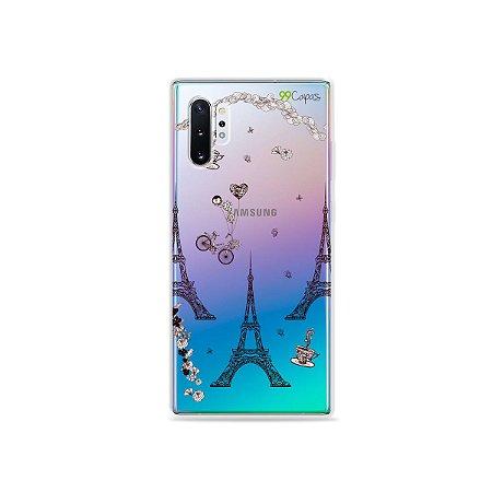 Capa para Galaxy Note 10 - Paris