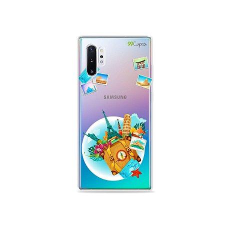 Capa para Galaxy Note 10 - Memórias