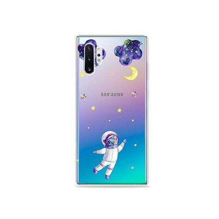 Capa para Galaxy Note 10 - Astronauta Sonhador