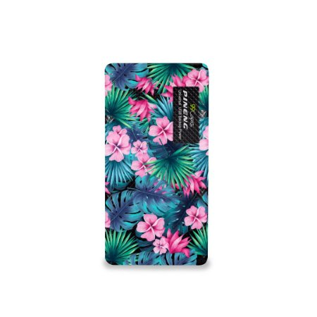 Carregador Portátil Powerbank Pineng 10000mah - Tropical