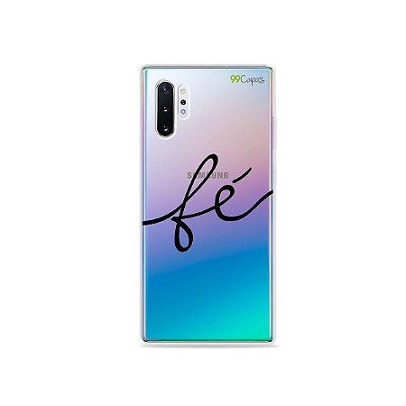 Capa para Galaxy Note 10 - Fé