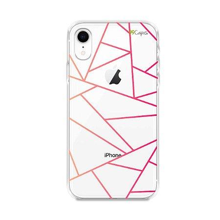 Capa para iPhone XR - Abstrata