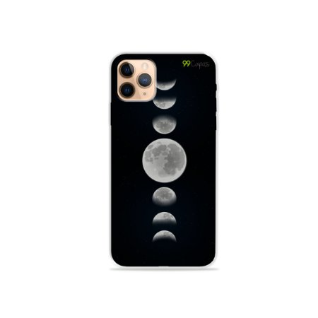 Capa para iPhone 11 Pro - Fases da Lua