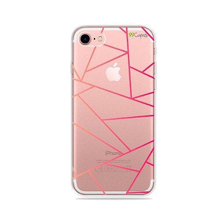 Capa para iPhone 7 - Abstrata