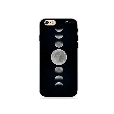 Capa para iPhone 6/6S - Fases da Lua