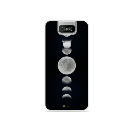 Capa para Zenfone 6 - Fases da Lua