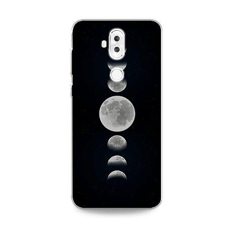 Capa para Zenfone 5 Selfie Pro - Fases da Lua