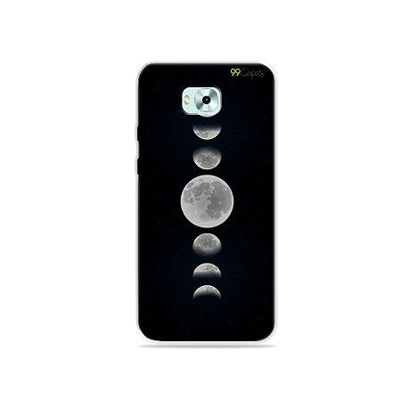 Capa para Asus Zenfone 4 Selfie - Fases da Lua