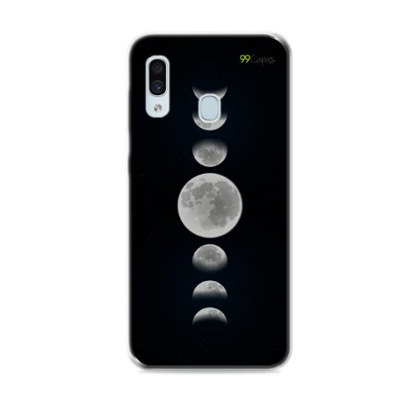 Capa para Galaxy A30 - Fases da Lua