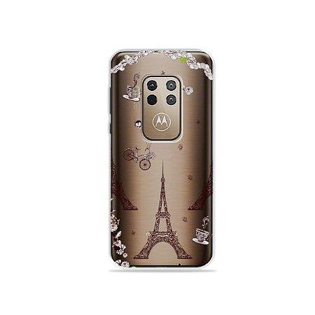 Capa para Moto One Zoom - Paris