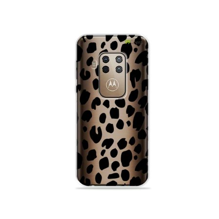 Capa para Moto One Zoom - Animal Print Basic