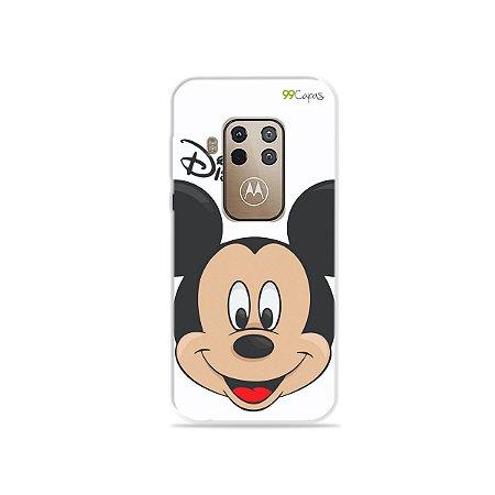 Capa para Moto One Zoom - Mickey