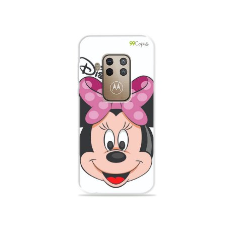 Capa para Moto One Zoom - Minnie