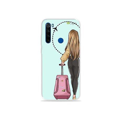 Capa para Xiaomi Redmi Note 8T - Best Friends 1
