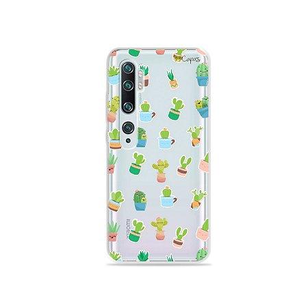 Capa para Xiaomi Mi Note 10 - Cactus