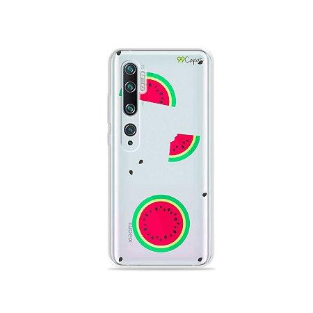 Capa para Xiaomi Mi Note 10 - Melancias