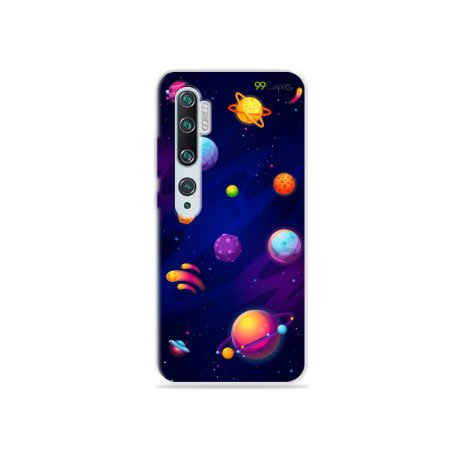Capa para Xiaomi Mi Note 10 - Galáxia