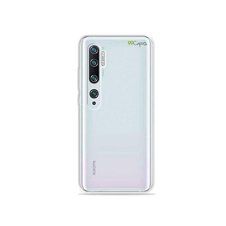 Capa Transparente Anti-Shock para Xiaomi Mi Note 10