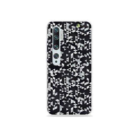 Capa para Xiaomi Mi Note 10 - Geométrica